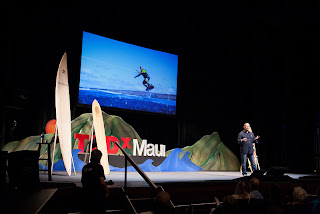 OluKai's Narrative Talk Story Presented Through Archie Kalepa  at TEDxMaui 2013 9