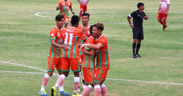 Neroca FC promoted to I-League