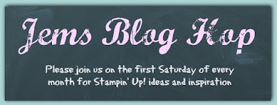 Back to the beginning of the Blog Hop!