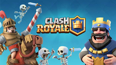 Clash Royale Mod Apk v1.8.0 Full Unlocked Terbaru