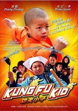 Kung Fu Kid en Español Latino