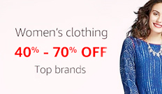 Amazon Clothing Deals and Sale Discount Offer India