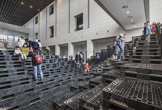 1000 Pallet Plastik