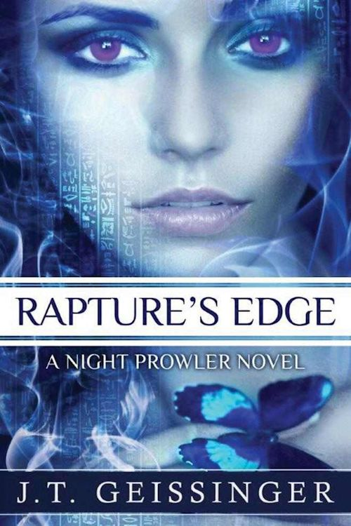 Review: Rapture's Edge by J.T. Geissinger - June 22, 2013