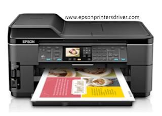Epson WorkForce WF-7510 Driver Download