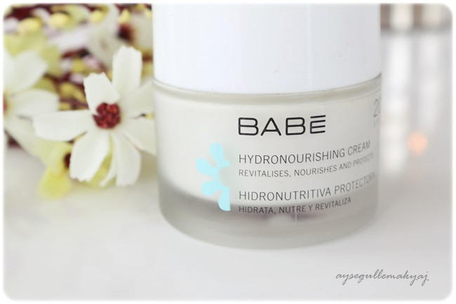 Babe Hydronourishing Cream İnceleme