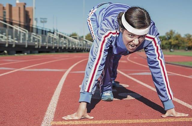 Olahraga tidak hanya baik untuk kesehatan badan, tetapi juga baik untuk kecantikan