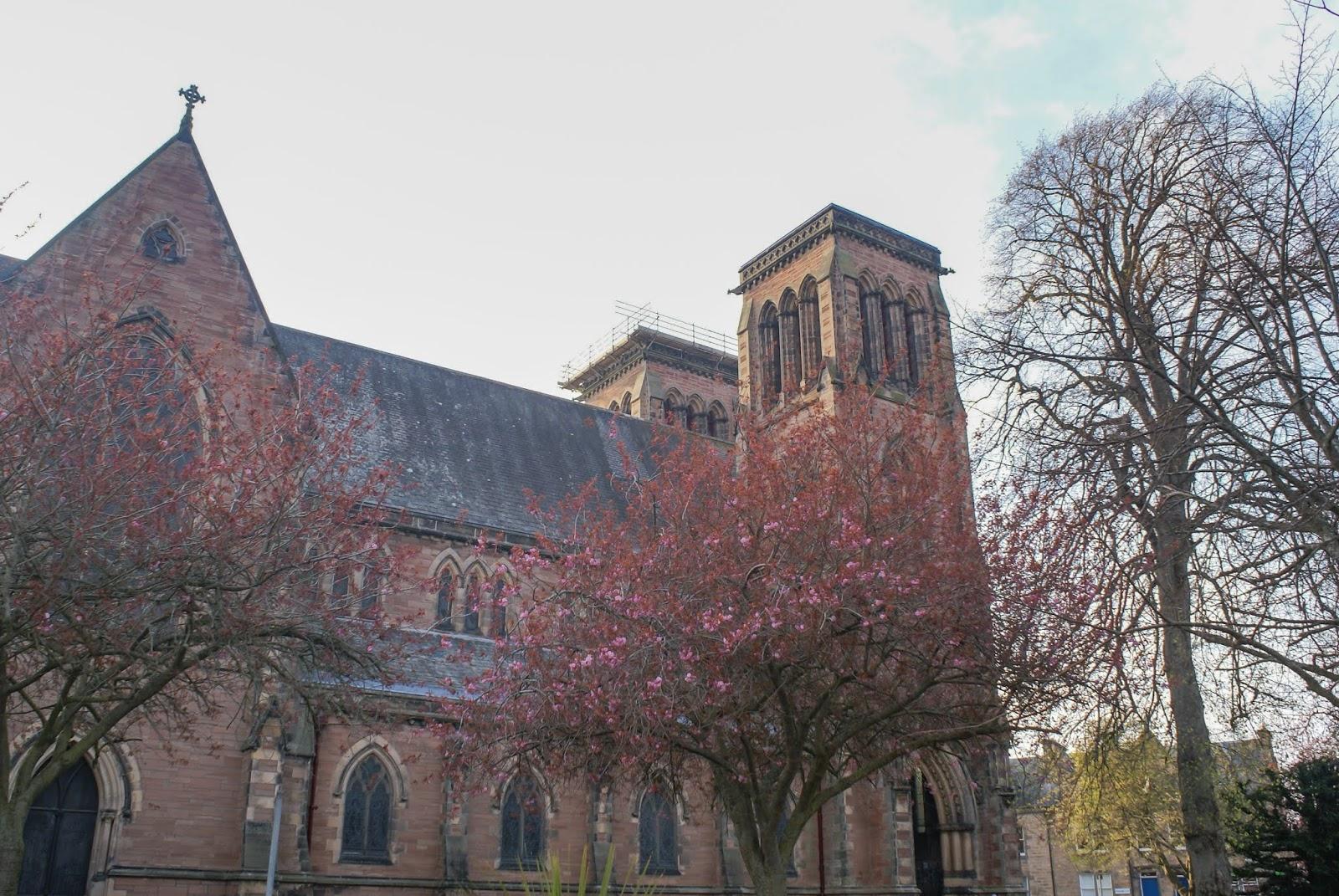 church inverness ness scotland