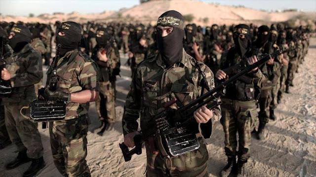 Combatientes palestinos apoyan a Ejército sirio en lucha en Idlib