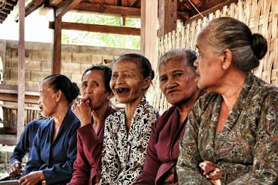 bahasa osing, bahasa banyuwangi, percakapan bahasa osing