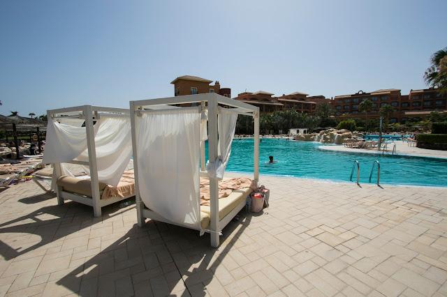Piscina-Hotel Sheraton-Fuerteventura