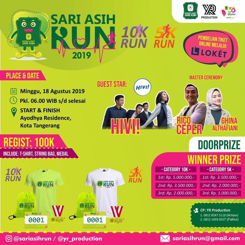 Sari Asih Run • 2019