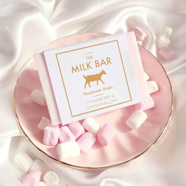 The Milk Bar Soap Company | Strawberry & Marshmallow Soap