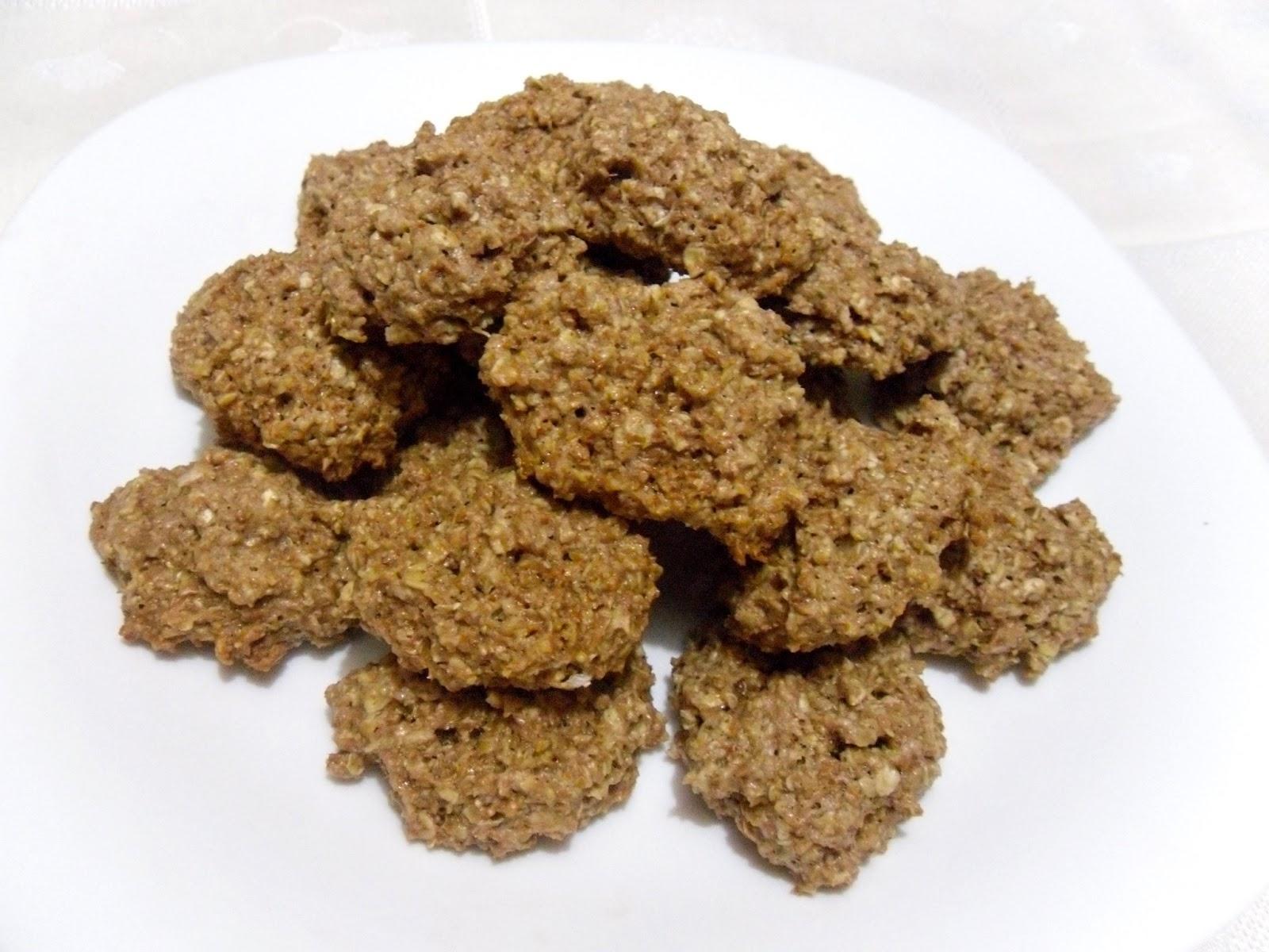 Receita de biscoitos