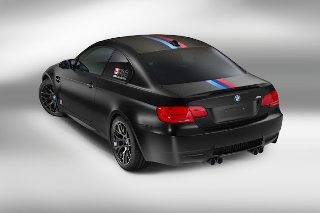 BMW M3 DTM Champion Edition Rear