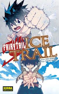 "Reseña de ""Fairy Tail: Ice Trail"" de Shirato Yuusuke - Norma Editorial"