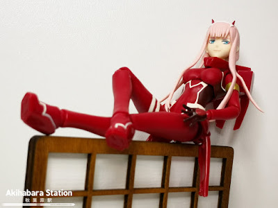 S.H.Figuarts Zero Two de Darling in the FRANXX - Tamashii Nations