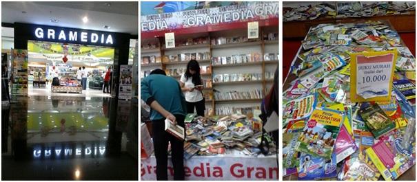 Gramedia Medan Jalan Gajah Mada, Pesta Buku Setiap Waktu