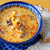 Spicy Corn and Sweet Potato Chowder