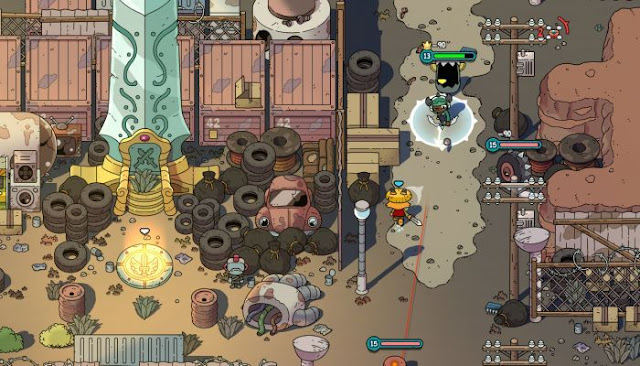 The Swords of Ditto is a roguelite action RPG that creates a unique adventure for each new hero of legend in the relentless fight against the evi….