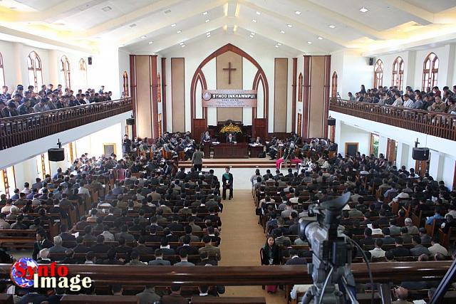 The Official Blog Of Kawnpui Dinthar Branch KTP: 2012