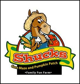 Shucks Family Fun Farm - Corn Maze and Pumpkin Patch