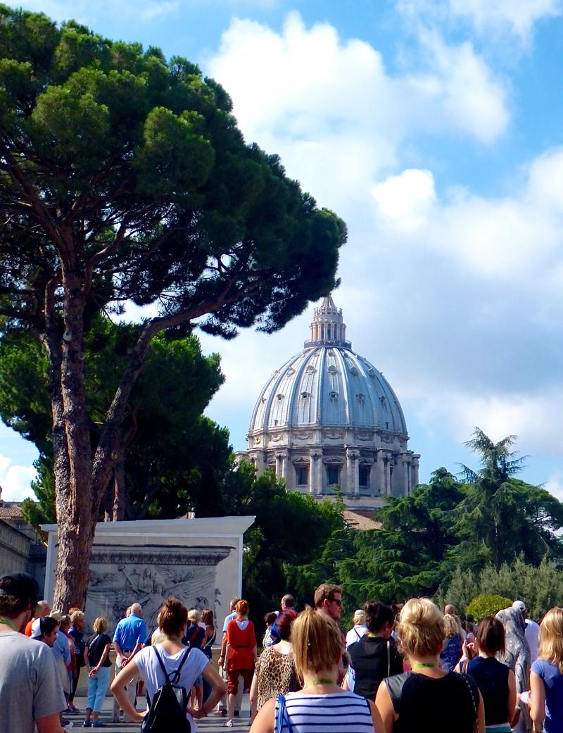 touring europe: rome