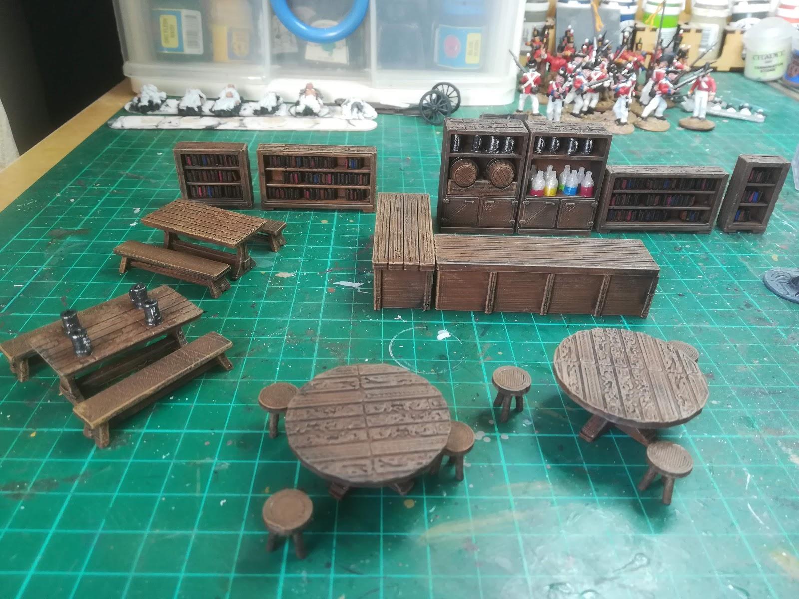 Dungeon Furniture Land Deals Finish Sunday