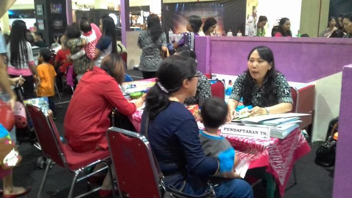 Kenalkan Sekolah ke Masyarakat, Yayasan Kalam Kudus Gelar KK Fair 2