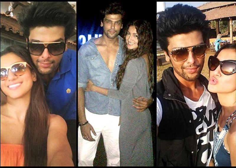 Kushal Tandon and Gauhar Khan are still friends after breakup