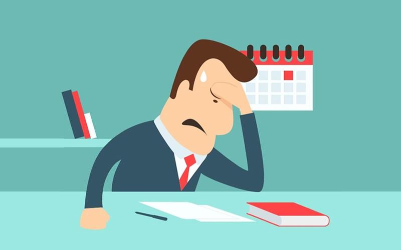 Image result for frustrated entrepreneur cartoon