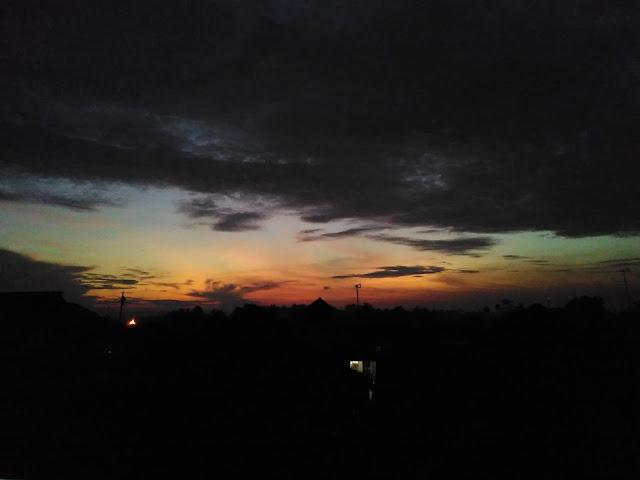 Senja Yang hilang