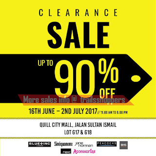 GRV Group Clearance Sale 2017