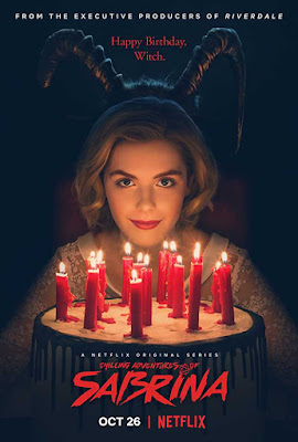 The Chilling Adventures of Sabrina S01 Complete All Episodes 480p 720p 1080p WEB-DL (Season 1) Netflix Download Gdrive