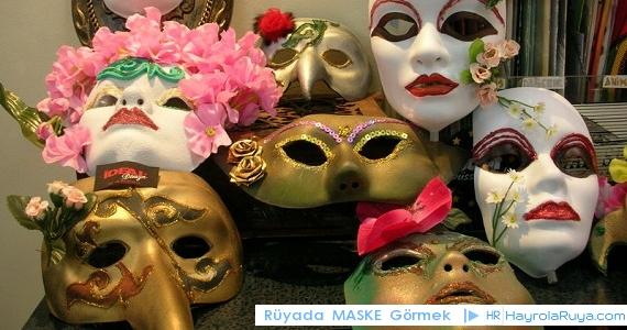 Rüyada Maskenin Görülmesi