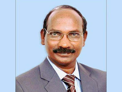 Rocket Expert K. Sivan Appointed Chairman of ISRO