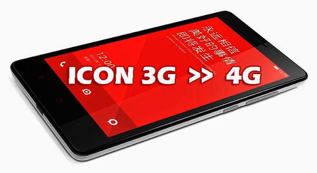 Cara Merubah Icon Sinyal 3G Menjadi 4G di Hp Android Tanpa Root dan dengan Root