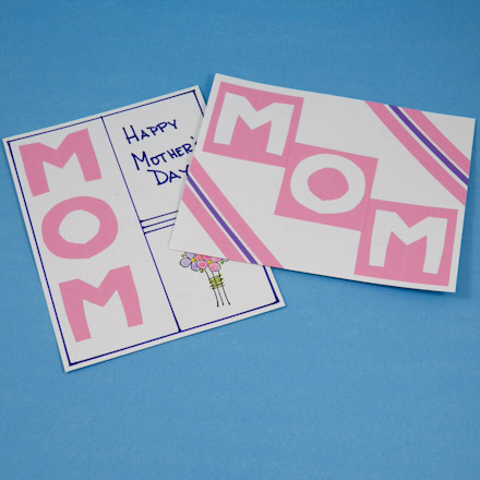 easy drawing ideas for mother's day