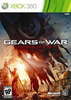Gears of War: Judgment (X-BOX360) 2013 DUBLADO 100% PT-BR