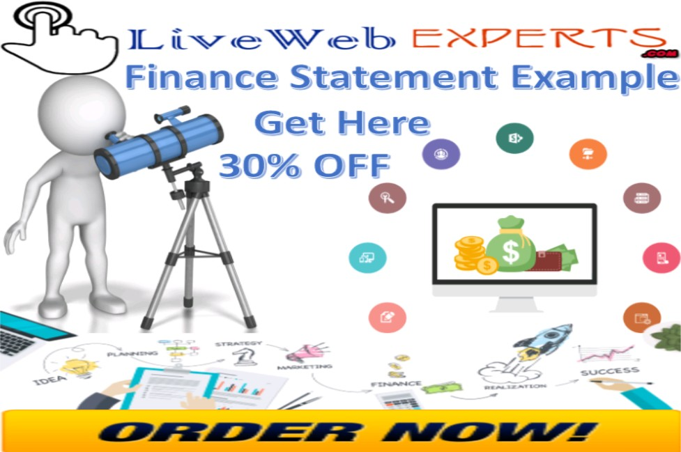 Financial statements homework help