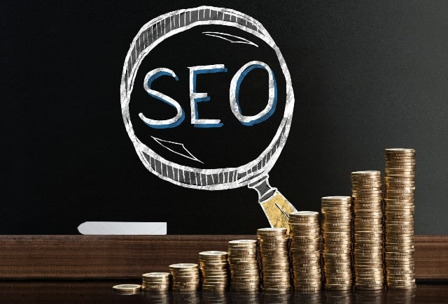rank website Google budget-friendly SEO frugal search engine optimization strategy