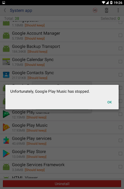 Unfortunately, Google Play Music has stopped.