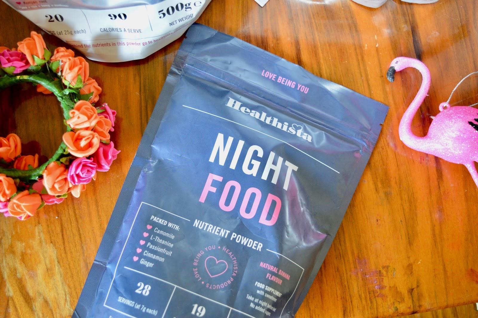 healthista night food