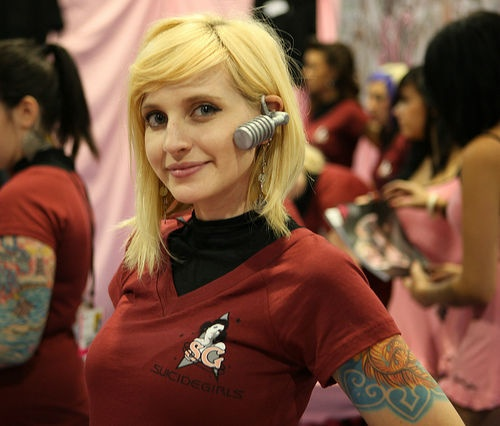 Great Pictures Sexy Star Trek Cosplay Girls-1689