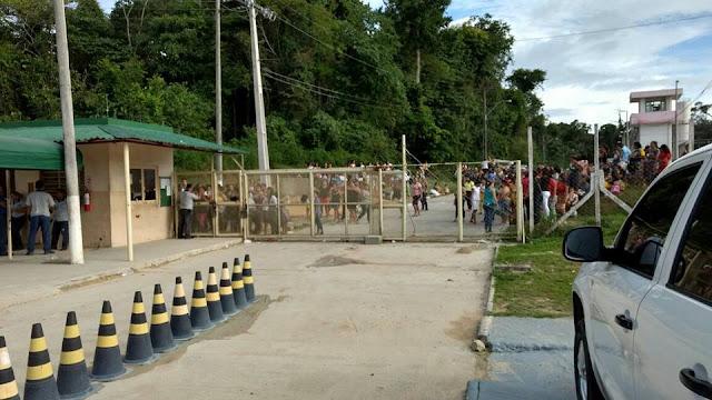 O maior massacre prisional do Amazonas, guerra do PCC e FDN deixam mais de 150 mortos no COMPAJ (Imagens e vídeo com cenas fortes)