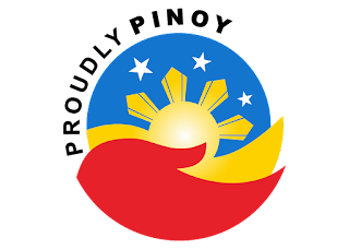 Proudly Pinoy Logo Vector