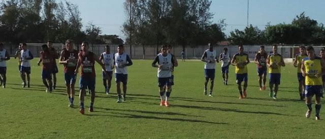 Confirmado: Horizonte estreia dia 06 de Agosto na Taça Fares Lopes fora de casa.