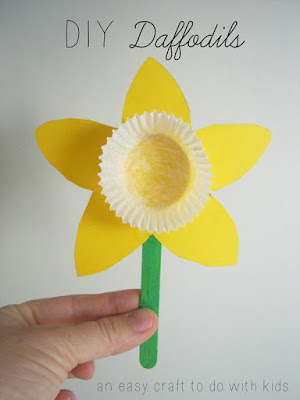 Bring on Spring with These Fun Crafts