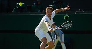 Stan Wawrinka Wimbledon First round press conference