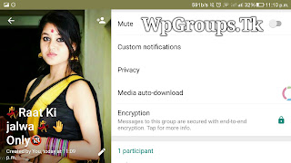 Adult WhatsApp Group Invite Link